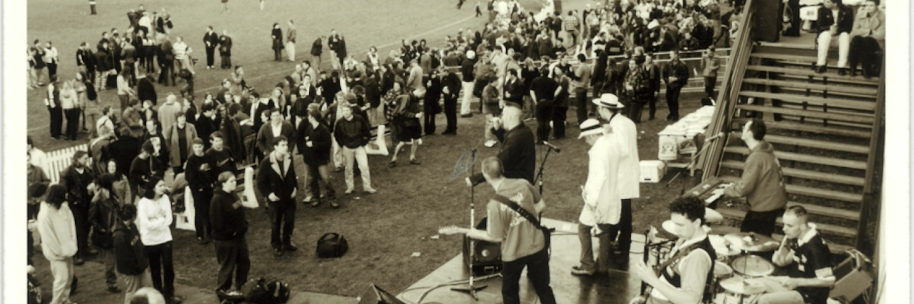Community Cup, Elsternwick Park, late 1990s