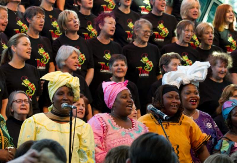 Freedom Road with the Melbourne Millennium Chorus | PBS FM